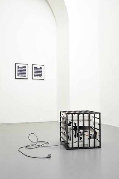 Index I, II / Skulptur